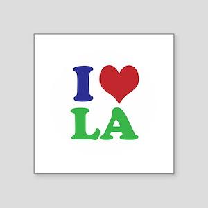 I Heart LA Sticker