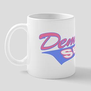 P&B Democrat Sexy Mug