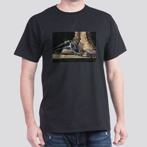 After the Ride Boots T-Shirt