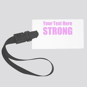 Strong Luggage Tag
