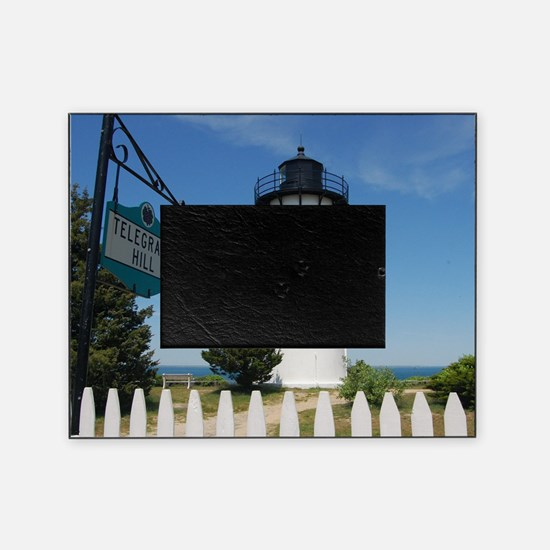 East Chop Light, Martha's Vineyard Picture Frame