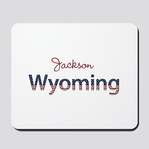 Custom Wyoming Mousepad