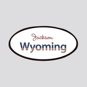 Custom Wyoming Patches