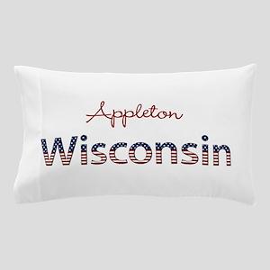 Custom Wisconsin Pillow Case