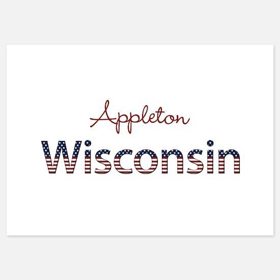Custom Wisconsin Invitations