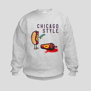 Chicago Style Sweatshirt