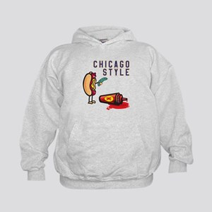 Chicago Style Hoodie