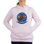 USS HORNET Women's Hooded Sweatshirt