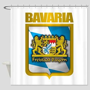 Bavarian Gold Shower Curtain