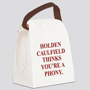 Holden Canvas Lunch Bag