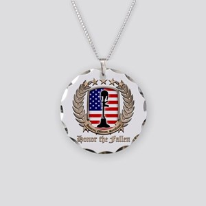 Honor the Fallen – Crest Necklace
