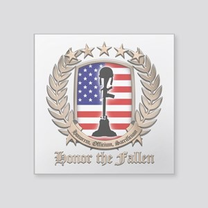 Honor the Fallen – Crest Sticker