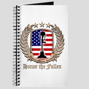 Honor the Fallen – Crest Journal