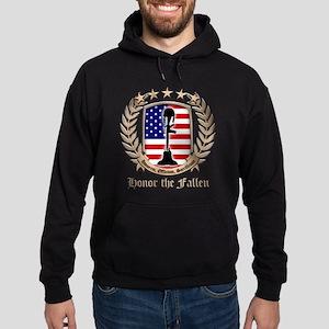 Honor the Fallen – Crest Hoodie