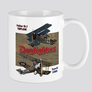 Dogfighters: Triplane vs Camel Mug