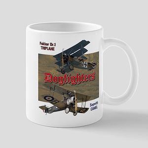 Dogfighters: Triplane vs Camel Mug