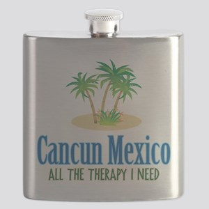 Cancun Mexico - Flask