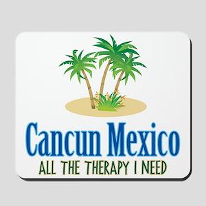 Cancun Mexico - Mousepad