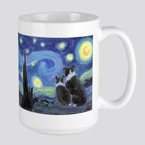 Starry Night hr Mugs