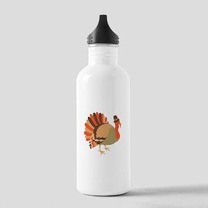 Thanksgiving Turkey Water Bottle