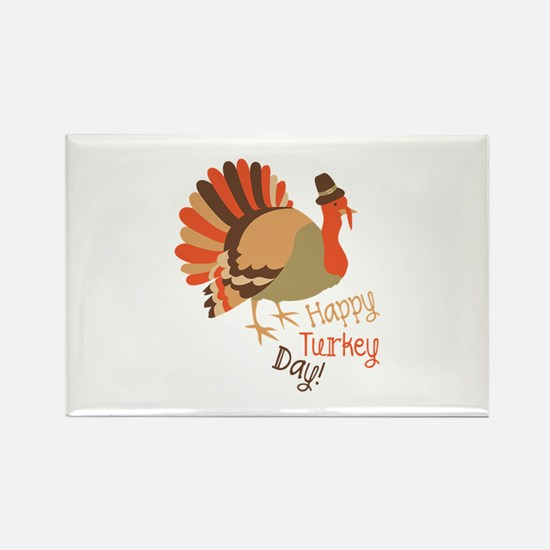 Happy Turkey Day! Magnets