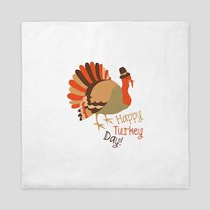 Happy Turkey Day! Queen Duvet
