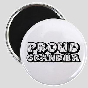 PROUD GRANDMA Magnet