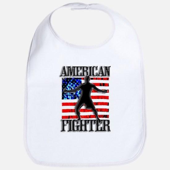 USA FIGHTER Bib