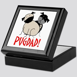 StickPugdad Keepsake Box
