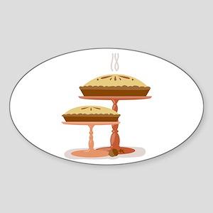 Two Pies Sticker