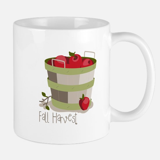 Fall Harvest Mugs