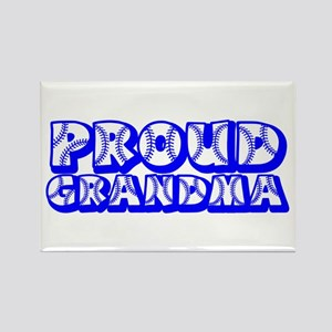 Proud Grandma Rectangle Magnet Magnets