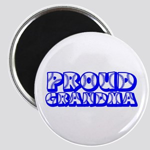 Proud Grandma Magnet Magnets