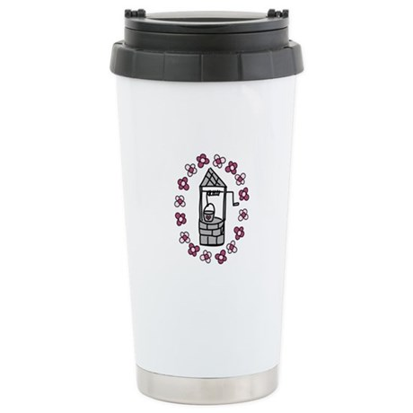Wishing Water Well Travel Mug