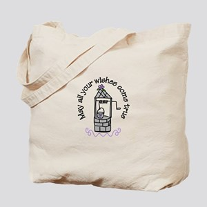 May all your wishes come true Tote Bag