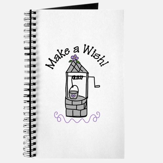 Make a Wish! Journal
