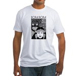 Vintage BORA BORA Fitted T-Shirt
