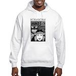 Vintage BORA BORA Hooded Sweatshirt