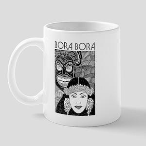 Vintage BORA BORA Mug