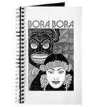 Vintage BORA BORA Journal