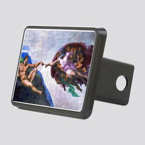 Michelangelo: Creation of Rectangular Hitch Cover