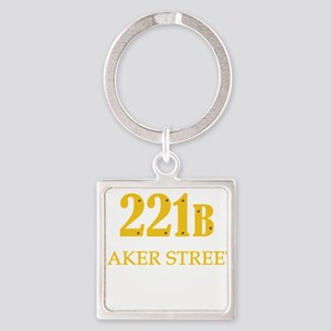 221 B Baker Street Keychains