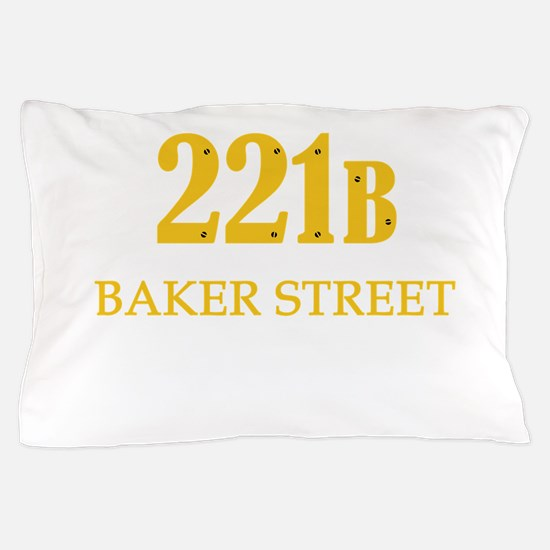 221 B Baker Street Pillow Case