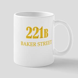 221 B Baker Street Mugs