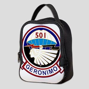 501st airborne squadron Neoprene Lunch Bag