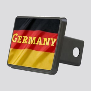 Flag of Germany, labeled Rectangular Hitch Cover