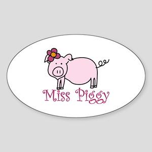 Miss Piggy Sticker