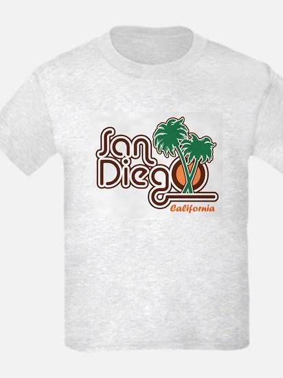 San Diego CA T-Shirt