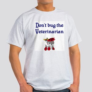 Vet and Ladybugs Light T-Shirt