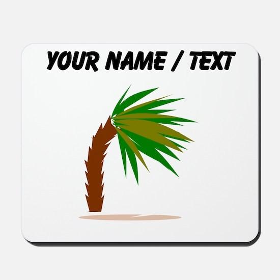 Custom Palm Tree Mousepad